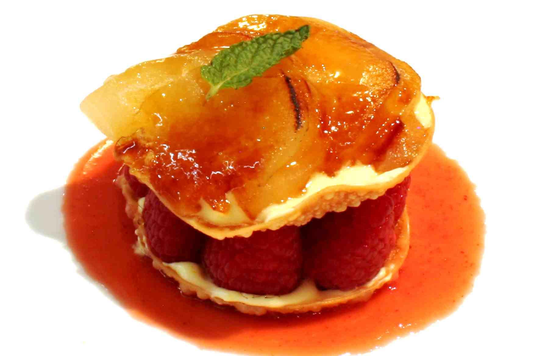 Wonton Dessert